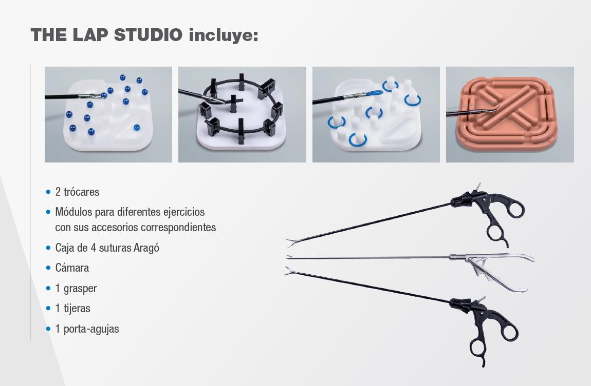 the lap studio