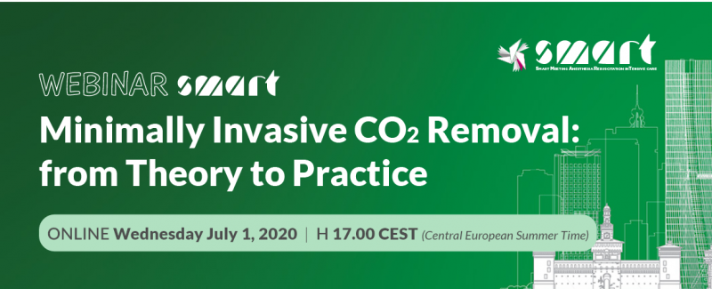 Minimally Invasive CO2 Removal: From Theory to Practice