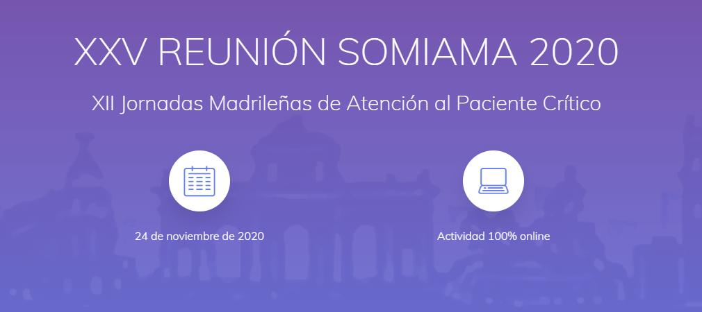Reunión SOMIAMA 2020